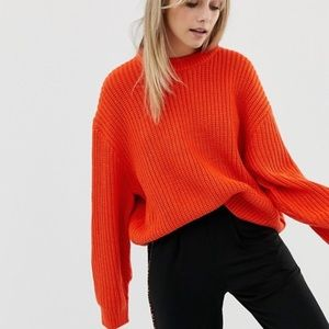 "Weekday ""Huge Knit"" sweater from ASOS"